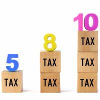 増税イメージ